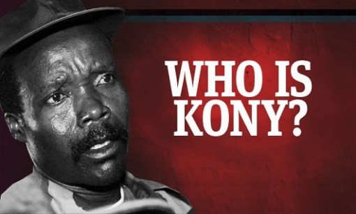 Who is kony
